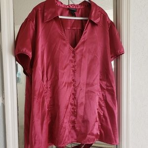 Sophisticated Datin Blouse From Lane Bryant